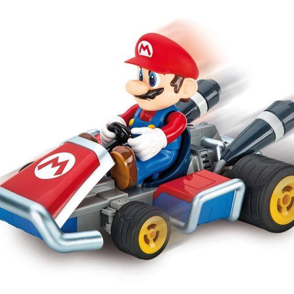 coche radiocontrol Mario Kart