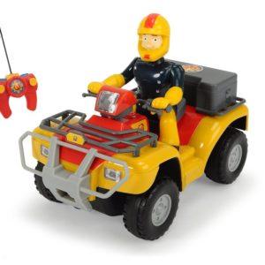 Coche radiocontrol bombero