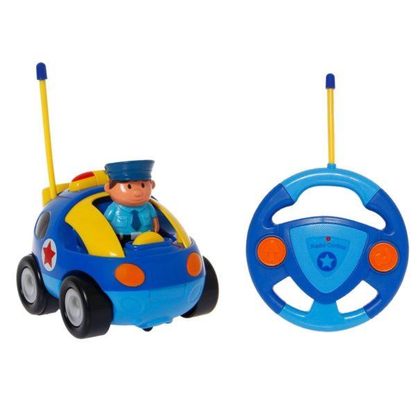 coche radiocontrol para niños