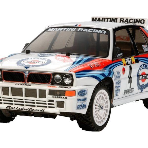 coche radiocontrol Lancia Delta