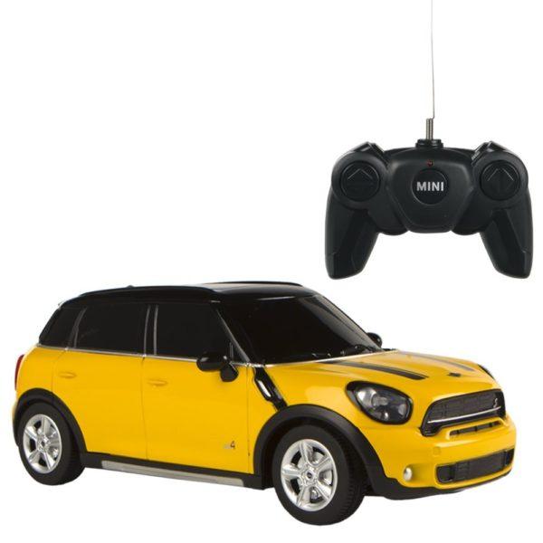coche radiocontrol mini