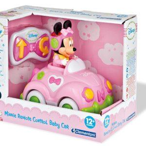 coche radiocontrol Minnie Mouse