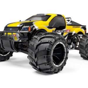 Coche radiocontrol gasolina Monster Truck