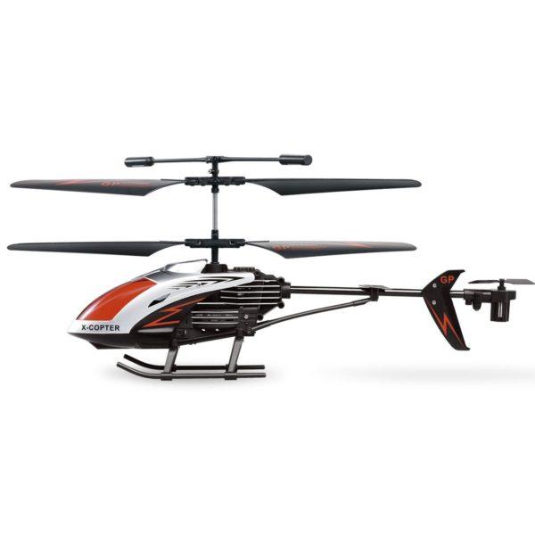 helicoptero RC con giroscopio