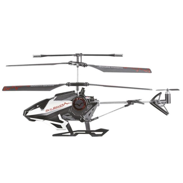 helicoptero control por voz