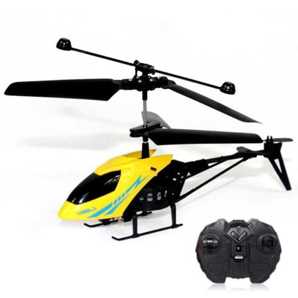 helicoptero radiocontrol 2 canales