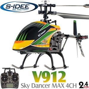 helicoptero radiocontrol V912