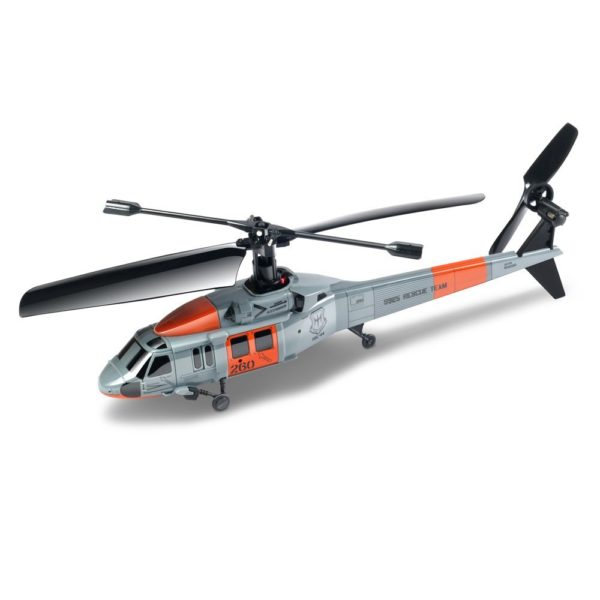 Helicoptero teledirigido Black Hawk