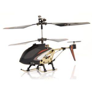 helicoptero radiocontrol luz led