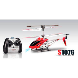 helicoptero radiocontrol Syma S107G