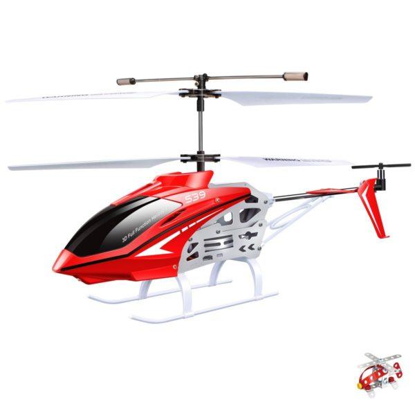 helicoptero teledirigido syma s39