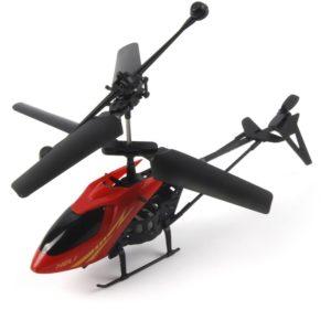 mini helicoptero teledirigido