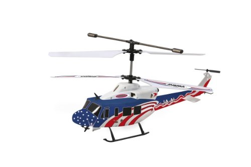 helicoptero huey teledirigido