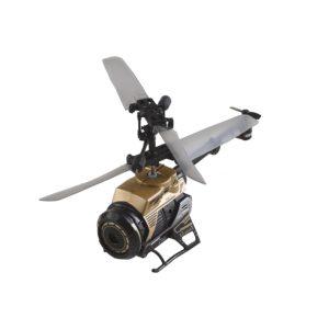 helicoptero radiocontrol espia