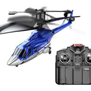 helicoptero radiocontrol policia
