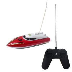 Barco RC de juguete