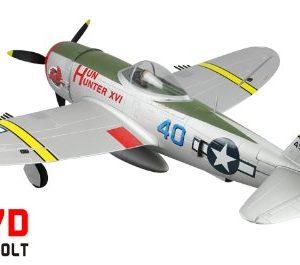 P-47 radiocontrol
