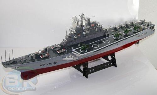 portaaviones radiocontrol